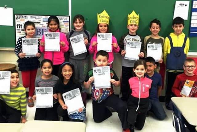 Wayne kids celebrate kindness at Ryerson School.