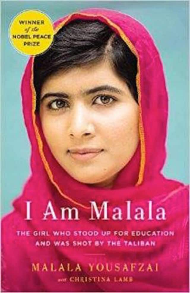 Malala Yousafzai's book will be the topic of discussion at the Lyndhurst Library on April 18.