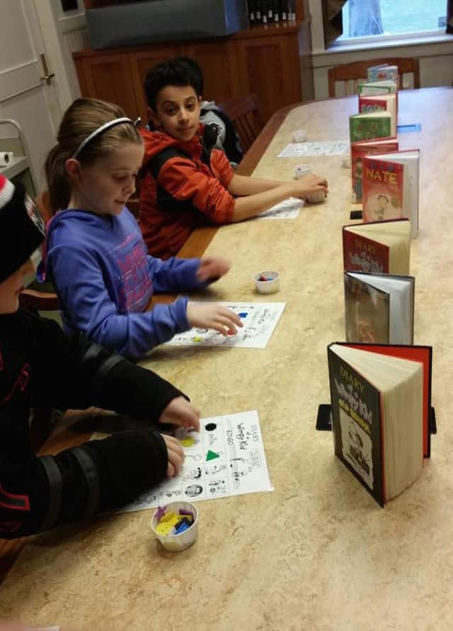 "The Franklin Lakes Public Library invites kids to its Rabid Readers"" club."