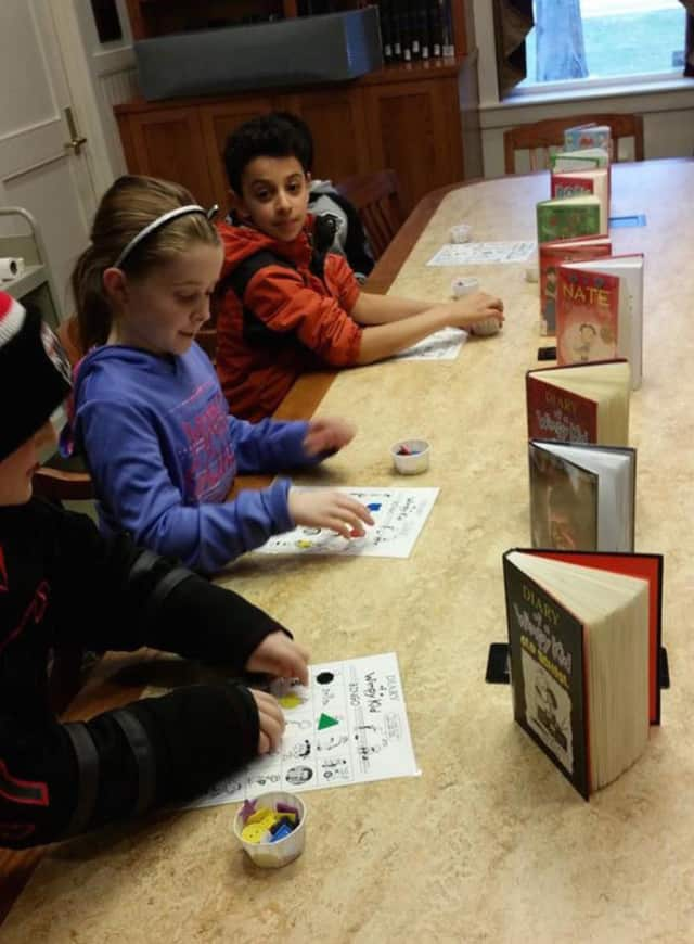 """Franklin Lakes Public Library extended its """"Rabid Reading"""" program."""
