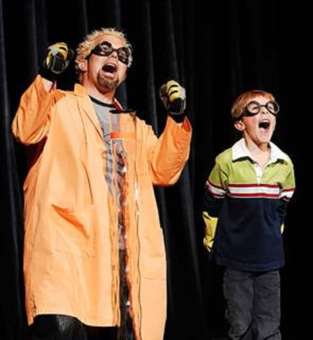Dr. Kaboom brings his show about electricity for kids to the Bardavon 1869 Opera House on March 7.