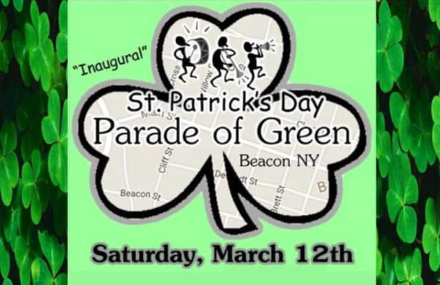 This will be Beacon's inaugural parade of green.