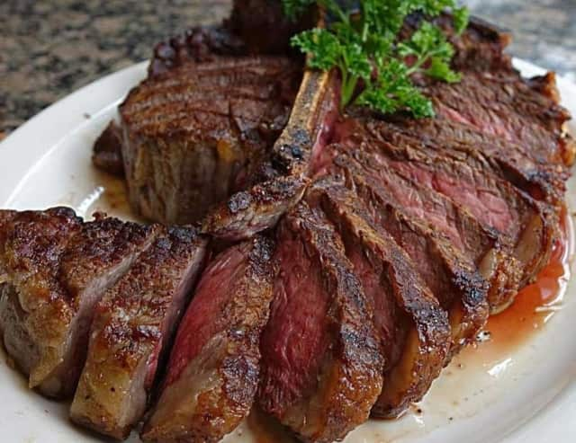 The River Palm Terrace was named among the best steakhouses in the U.S.