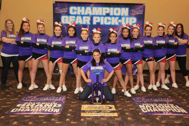 Cliffside Park Recreation Competitive Cheerleaders take home title at Pennsylvania tourney.