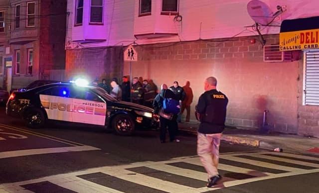 Paterson police.