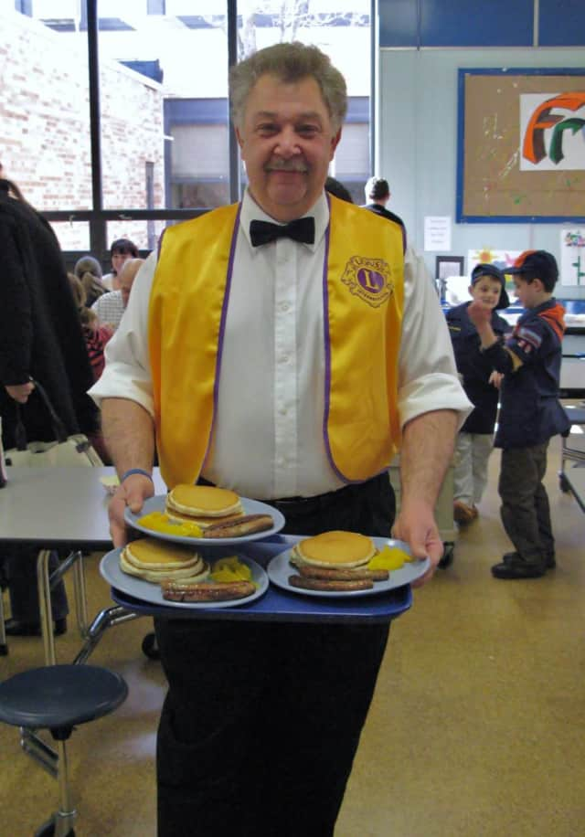The Closter Lions Club is organizing a pancake breakfast fundraiser on March 20.