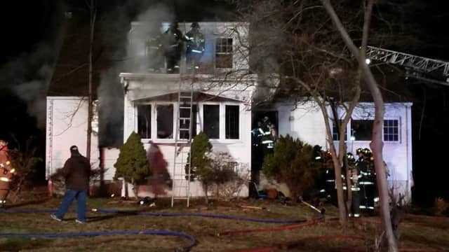 Residents Escape House Fire In Chestnut Ridge | North