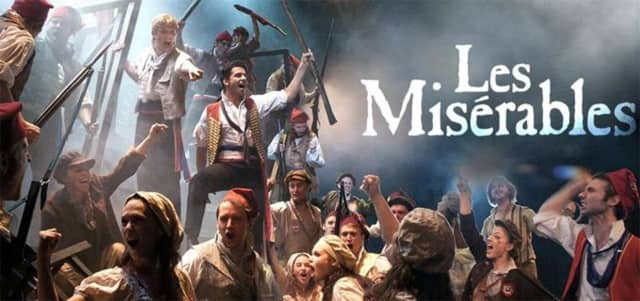 "Tenafly High presents ""Les Miserables."""