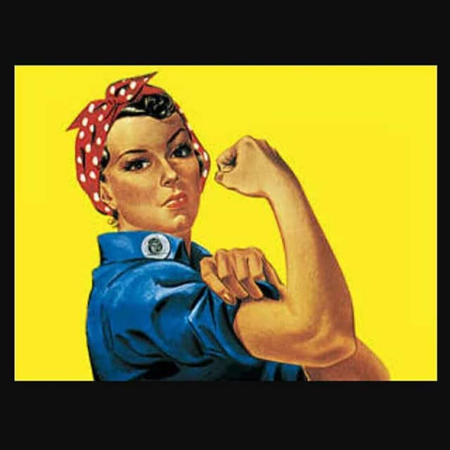 Fort Lee's own Rosie the Riveters will be honored at the Memorial Day Parade.