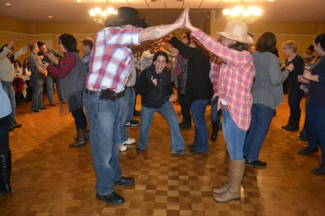 Some of the activities at the upcoming Second Annual Country Western Hoe Down include square dancing and line dancing.