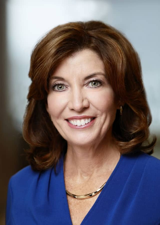 New York Lt. Gov. Kathy Hochul