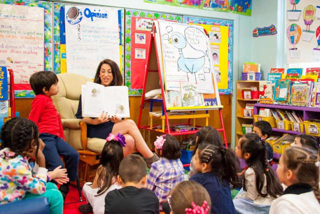 Bergenfield Schools named Julie Stimeck as one of the district's best.