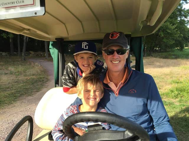 Tim Brown of Darien is in need of a liver. A team founder with the Darien Little League, Brown only has two months to find a match.