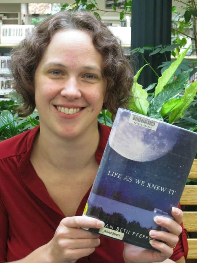 Author Susan Beth Pfeffer
