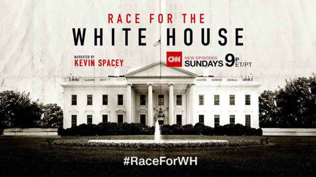 The CNN original series is narrated by Kevin Spacey.