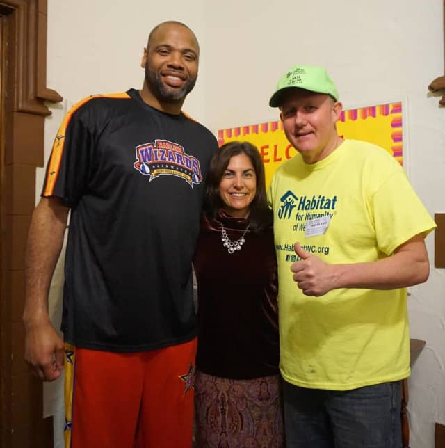 The Harlem Wizards visited local schools recently.