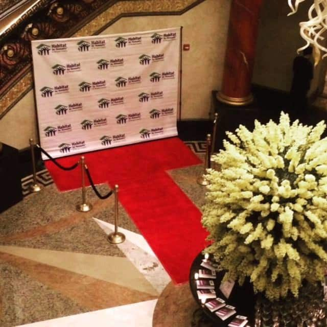 Habitat for Humanity of Bergen County will have a Red Carpet Gala on Tuesday, May 10.