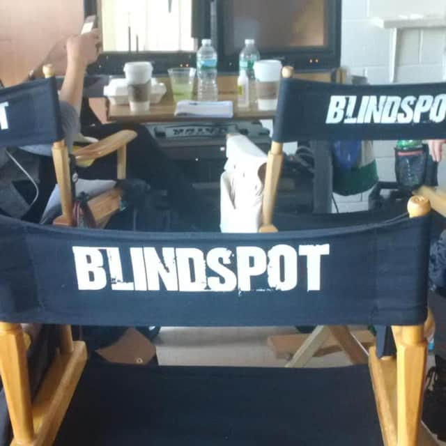 """Blindspot"" is filming in Pomona."