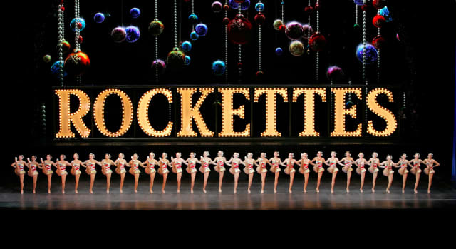 The Rockettes will be appearing in Newtown on Friday.