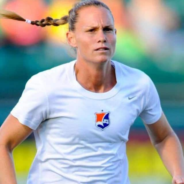 Christie Pearce Rampone will be at ShopRite in Ramsey.