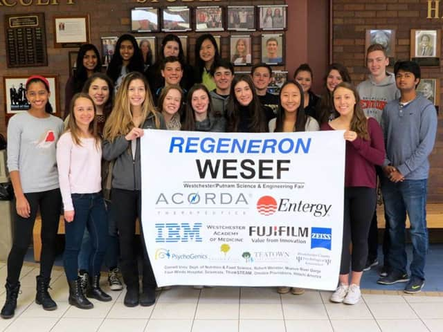 Briarcliff High School science research students earned honors at the Westchester Science and Engineering Fair.