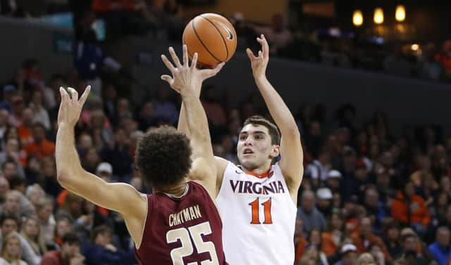 Former Iona Prep star Ty Jerome has turned into a star for top-seeded Virginia.