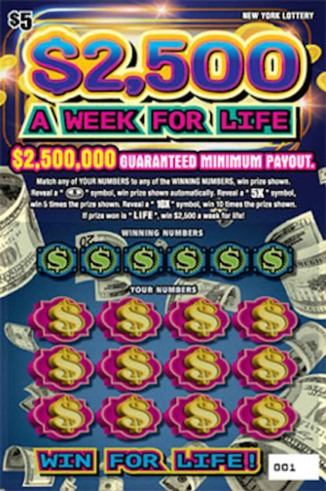 A Wallkill woman won millions on a scratch-off ticket.