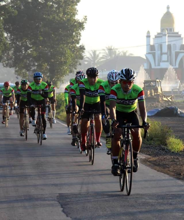 The Grand Fondo Bicycle Race will be on May 15.