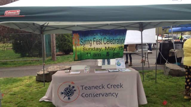Teaneck Creek Conservancy hosts Spring Fest on Sunday, May 15.