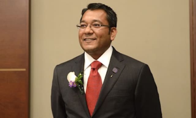 GoECart Founder and CEO Manish Chowdhary will speak at the University of Bridgeport's graduation ceremony May 7.