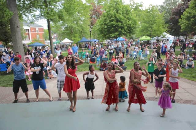 Rutherford's Multicultural Festival will be held in Lincoln Park.