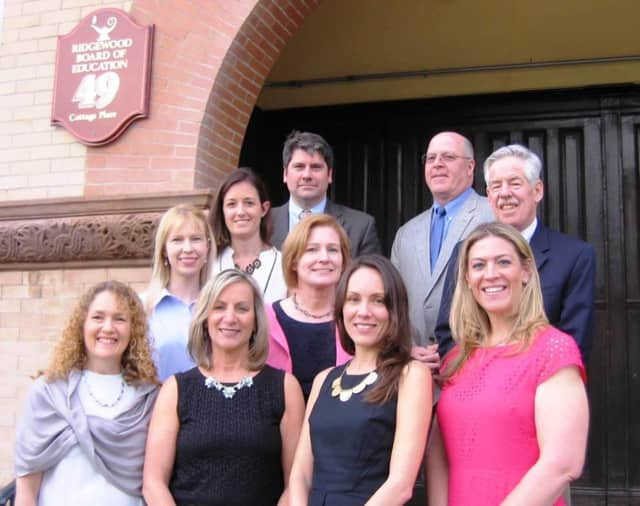 Ridgewood Schools have named its 2015-16 Teacher Recognition award winners.