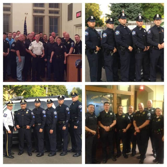 The Suffern Police Department celebrated National Peace Officers Day on Sunday.