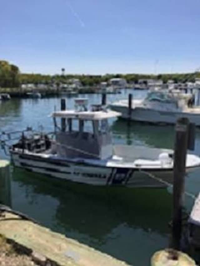 A man was arrested for boating while intoxicated after allegedly crashing a boat.