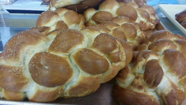 Challah from Butterflake Bake Shop.