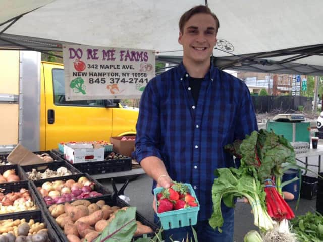 Do Re Me Farms is one of several vendors signed on to participate in the Suffern Farmers' Market's 15th anniversary celebration.