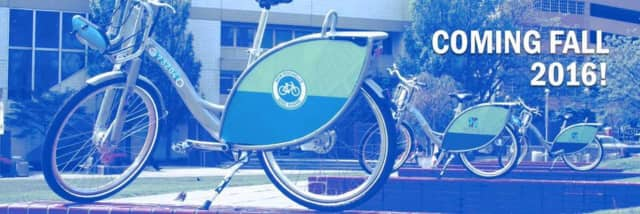 The New Rochelle Bike Share program is set to open in the fall.