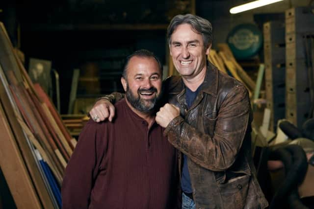 """American Pickers"" is seeking New Jersey collectors."