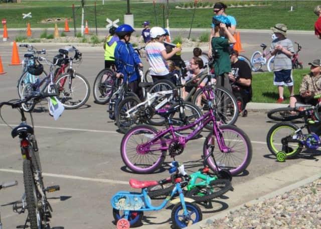 Ramsey Bike Rodeo is Friday, June 10.
