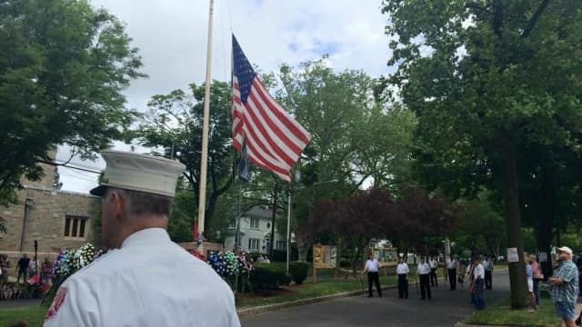 The VFW is performing a flag retirement ceremony June 18.