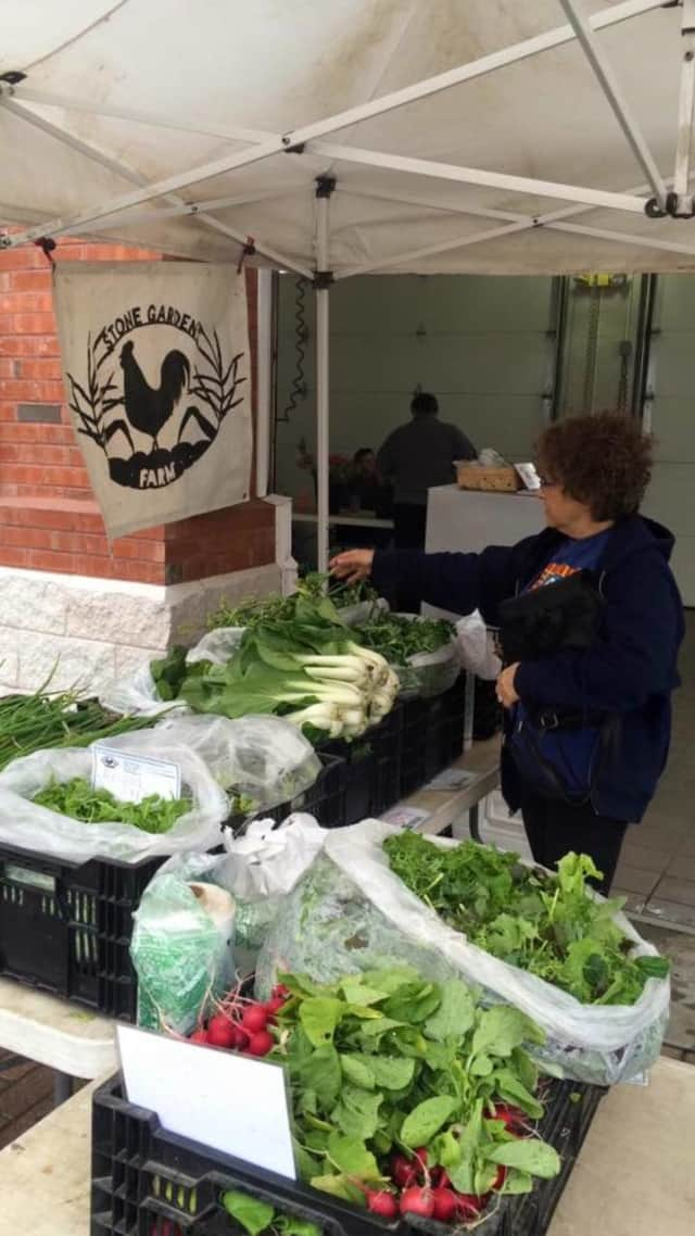 The Shelton Farmers Market is open for a weekday fix for fresh food.