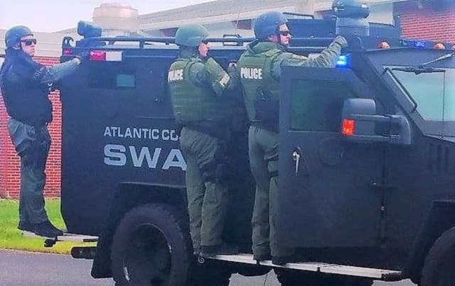 Atlantic County SWAT