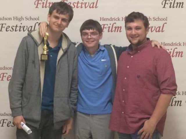 Briarcliff High School students won several awards at the Hendrick Hudson Film Festival.