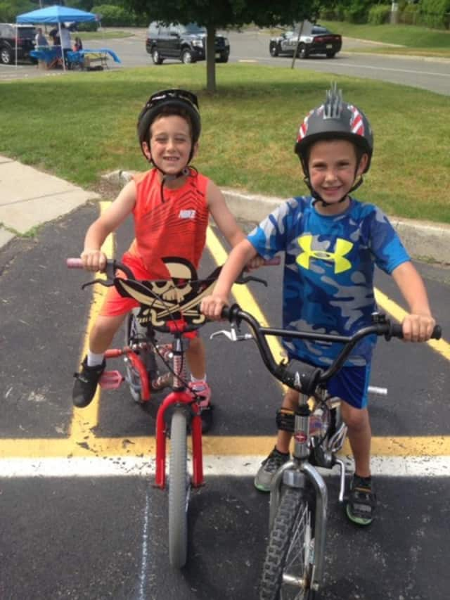 """Helmets are required for the boys and girls, ages 5-15, who wish to participate in Ramsey's """"Bike Rodeo,"""" scheduled for June 10."""