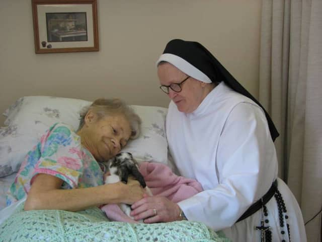 The Dominican Sisters of Hawthorne take in terminally ill patients to provide them with palliative care.