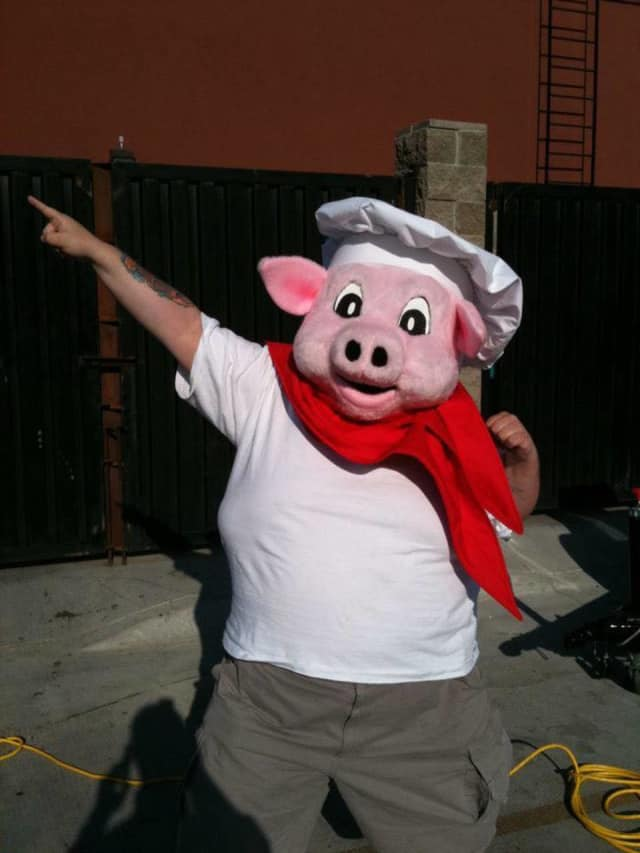 Celebrity chef Rob Hesse of When Pigs Fly restaurant will take part in the Chef and Farmer Brunch Challenge in Millerton on July 31.