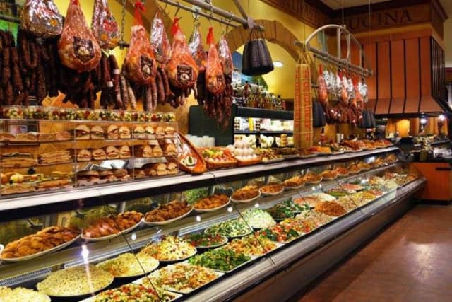 Uncle Giuseppe's Marketplace deli in Ramsey.