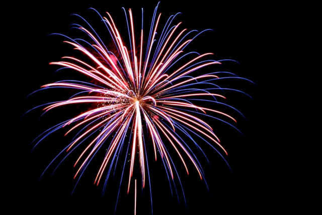 Danbury will hosts their annual fireworks on Saturday, June 24 at Lake Candlewood.