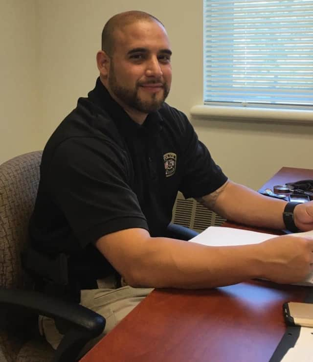 Weston Police Officer Joe Mogollon has been named the new School Resource Officer for Weston High School.