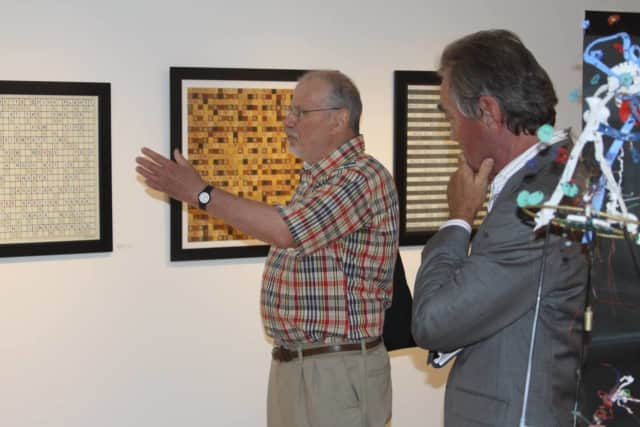 Attendees will get a chance to hear about the art they admire at the Westport Arts Center.